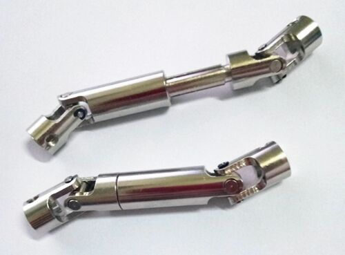Select 40-155mm Long 4mm to 6mm Hole Retractable Universal Joint Drive Shaft