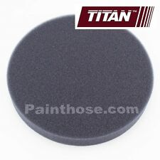 Titan Capspray 0524528a Or 524528a Hvlp Turbine Motor Filter Oem