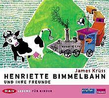 Henriette-Bimmelbahn-und-ihre-Freunde-von-James-Kruess-Buch-Zustand-gut