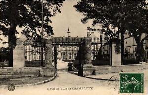 CPA CHAMPLITTE - Hotel de Ville de CHAMPLITTE (636673)