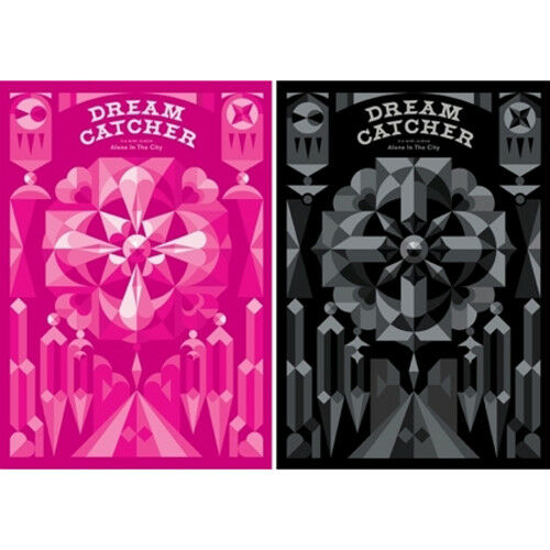 DREAM CATCHER [ALONE IN THE CITY] 3rd Mini Album RANDOM CD+POSTER+PBook+Card+etc