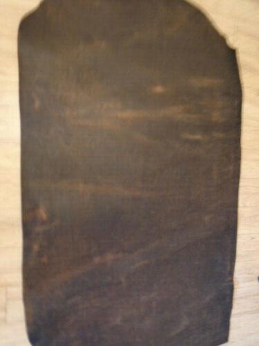7//8oz Crazy Horse Veg Tan Water Buffalo Strap Collar Leather Butt 10-12 sqft