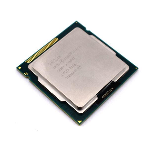INTEL QUAD CORE I5-2500 3.30GHZ 6M CACHE CPU PROCESSOR LGA1155 3.70GHZ TURBO