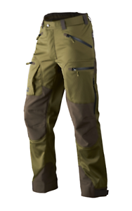 Seeland Hawker Shell Trousers Pro verde país caza pesca tiro