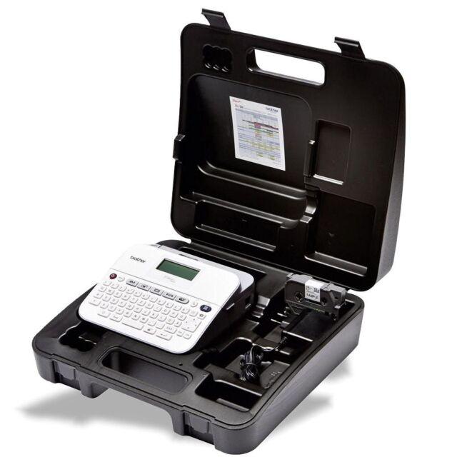 Brother P-touch D400VP Beschriftungsgerät 180dpi 20mm/sek. 3,5-18mm TZe
