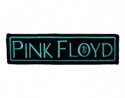 PINK FLOYD monogram logo 2013 - EMBROIDERED IRON/SEW ON PATCH import
