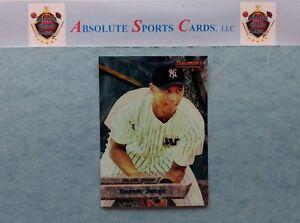 1994 Bowmans Best 2 Derek Jeter Rookie Card Blue Chip Yankees