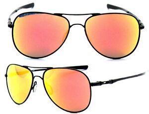 OAKLEY-Sonnenbrillen-OO4119-04-60mm-verspiegelt-Ausstellungsstueck-48-77