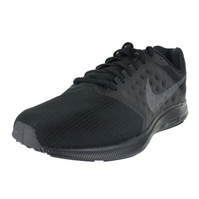30855a1b836 Nike Mens Downshifter 7 Running Shoes SNEAKERS Size 11.5 Black Mesh 852459  001