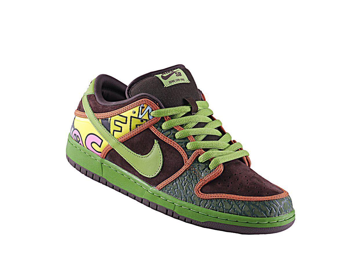 Nike Dunk Low PRM DLS QS 789841 332 Sneakers Trainers GR Neu