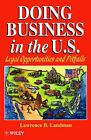 Doing Business in the United States by Lawrence B. Landman (Paperback, 1996)