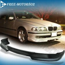 FOR 97-00 BMW E39 5-SERIES 528 540 AC-S STYLE FRONT BUMPER LIP SPOILER BODY KIT