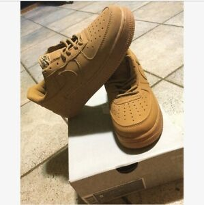 nike air force 1 beige uomo