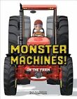 Monster Machines! on the Farm by Sourcebooks Jabberwocky (Board book, 2013)