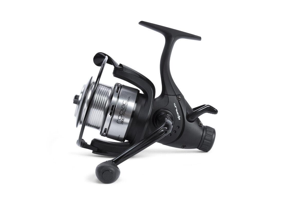 Korum Rodiac 4000 FreeSpool Fishing Reel