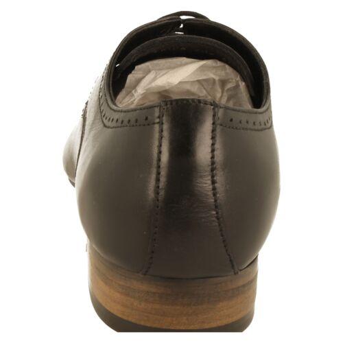 80129 Smart Shoes Code Black Mens q06f8A