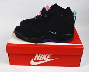 32b120b132 Nike Air Flare Size 11 Mens Black Persian Violet Andre Agassi 705438 ...