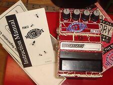 DOD FX32 Meat Box Guitar Bass Effects Pedal Vintage USA Boss Bass Amp