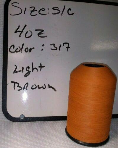 Various Colors Vintage Holland thread Size S//C 4 oz spool