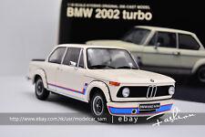 KYOSHO 1:18 1973 BMW 2002 TURBO