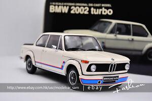 KYOSHO 1:18 1973 BMW 2002 TURBO   eBay