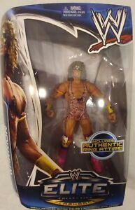 Wwe Elite Collection Figurine 26 pièces de collection Flashback Ultimate Warrior