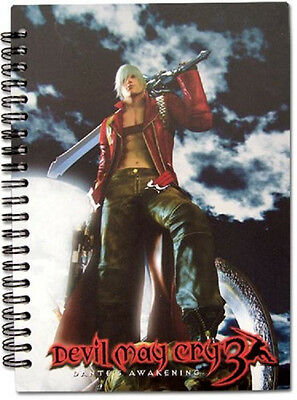 Devil May Cry Anime ge26060 New Dante /& Vergil File Folder Set of 5 DMC