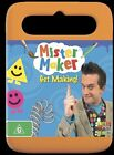 Mister Maker - Get Making! (DVD, 2011)