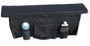 Image is loading Underseat-Storage-Bag-with-Cushion-for-Inflatable-boat-  sc 1 st  eBay & Underseat Storage Bag with Cushion for Inflatable boat boats canoe ...