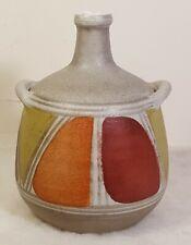 Cläre Zange, Krösselbach, West German Pottery, WGP, FAT LAVA 1950's MCM,  Mint