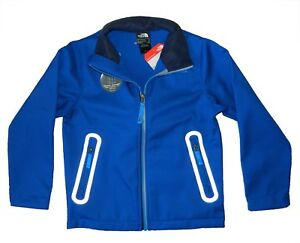 2e7b7c518 The North Face Apex Bionic Jacket Boys' Youth Honor Blue Small ...