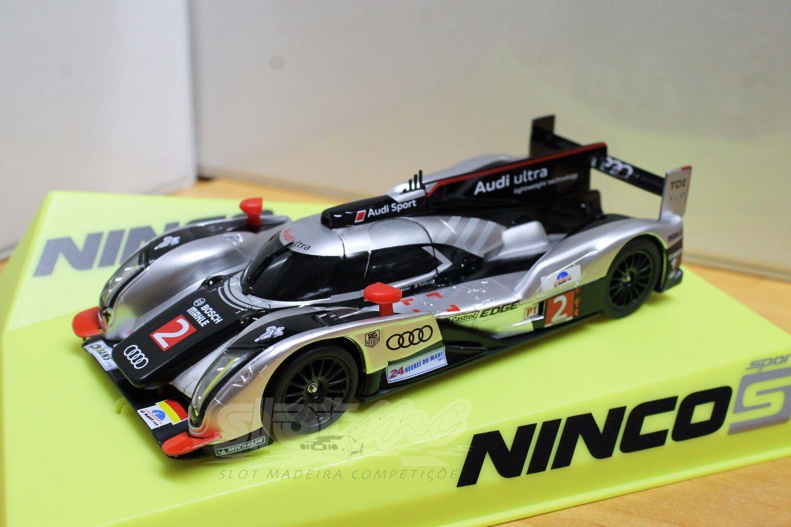 Ninco 50612 I R18 LE MANS vainqueur 2011 1 32  NEW