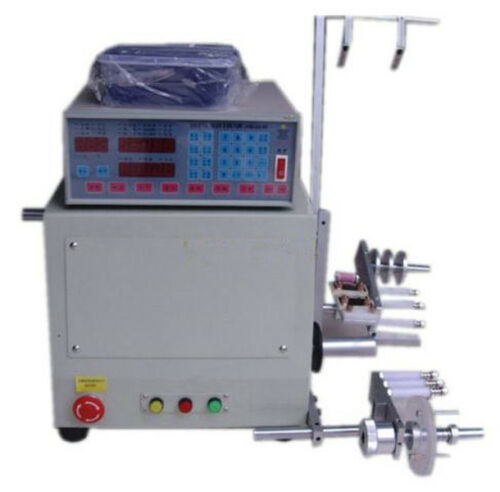 CE 220V Computer CNC Automatic Coil Winder Winding Machine for 0.03-1.2mm wire