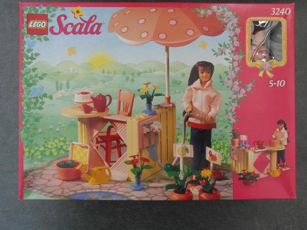 Lego 3240 Scala Miniature Garden NEUF dans sa boîte non ouvert nouveau nouveau nouveau 1997-1998