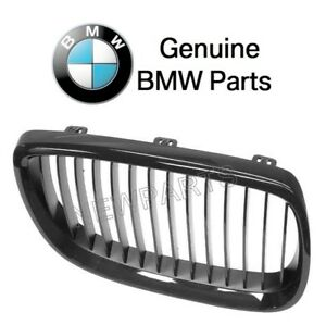 BMW 328i 328xi 335i 335xi M3 Genuine Bmw Grille Black Frame and Grille