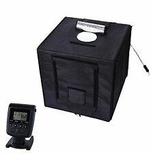 Polaroid Portable Studio Box Photography Tent with LED Light Panel & Remote Cont
