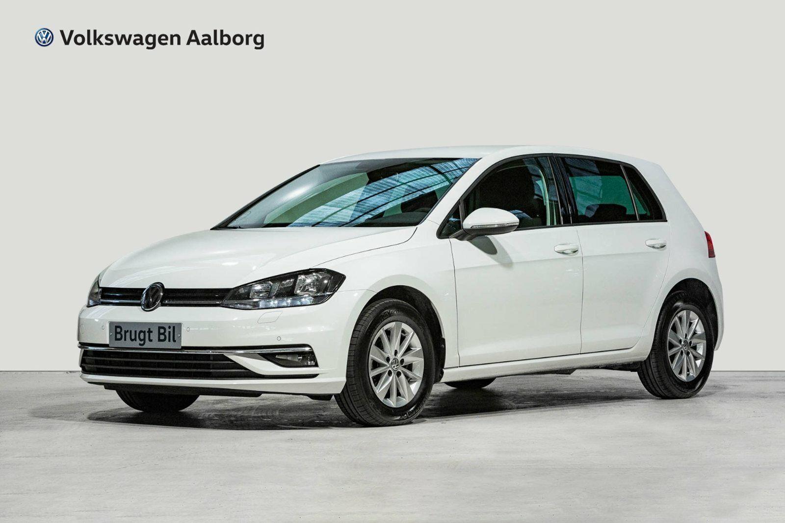 VW Golf VII 1,6 TDi 115 Comfortline DSG 5d - 279.000 kr.