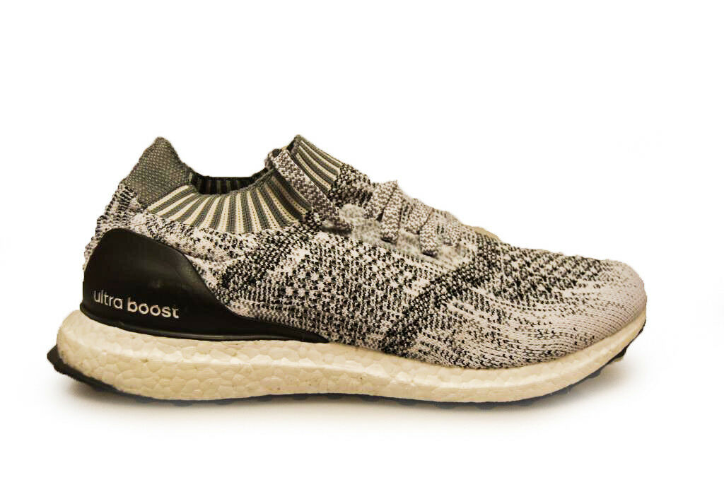 Mens Adidas UltraBOOST Uncaged - CG4096 - Blau WEISS Trainers