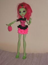 Monster High 2008 Doll Green Dracula Vampire Shoes Jewelry Purse #TY04