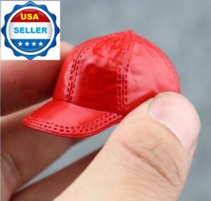 "1//6 Scale Black Cap Hat For 12/"" Hot Toys Phicen Kumik Female Male Figure ❶USA❶"