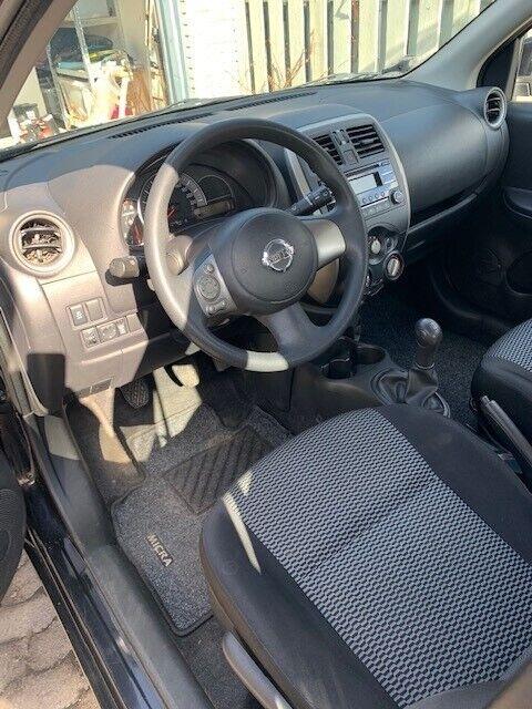 Nissan Micra, 1,2 Acenta, Benzin