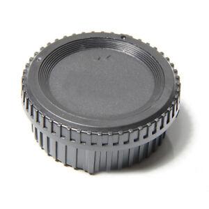 Camera-Body-Front-Rear-Lens-Cap-Cover-Kit-For-All-Nikon-DSLR-SLR-amp-AF-AF-S-Lens