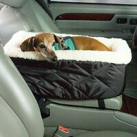 Snoozer Pet LookOut Console Dog Auto Car Booster Seat size Large up 12 lbs