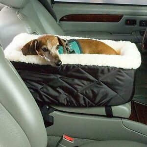 Details About Snoozer Pet Lookout Console Dog Auto Car Booster Seat Size Large Up 12 Lbs