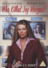DVD:WHO KILLED JOY MORGAN? - NEW Region 2 UK