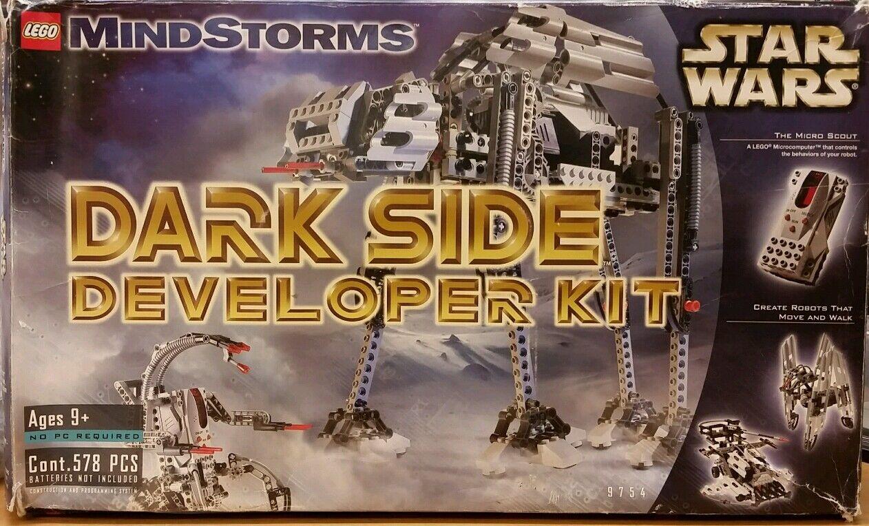 LEGO Star Wars Wars Wars Mindstorms Dark Side Development Kit (9754) ad4cc0
