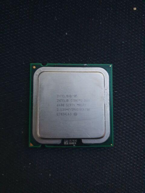INTEL CPU CORE 2 DUO 6400