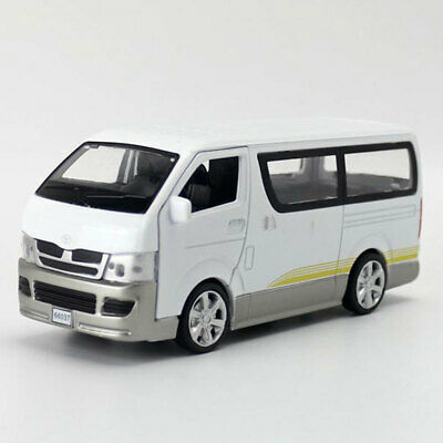 Toyota Hiace Van 1:32 Scale Model Car Diecast Gift Toy Vehicle Kids Collection