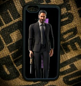 Fortnite John Wick It S Over 6 7 8 S Or And X Models Samsung S5 6 7 Cases Ebay This john wick set includes the new outfit, as seen below, along with the simple sledge pickaxe, new back bling and assassin another look at the brand new john wick skin in fortnite battle royale. ebay