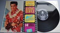 Elvis Presley - Blue Hawaii Australian 1961 Mono Original LP